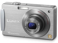 Panasonic Lumix DMC-FX500 stříbrný