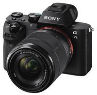 Sony Alpha A7 II + FE 28-70 mm OSS