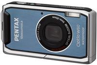 Pentax Optio W60 modrý