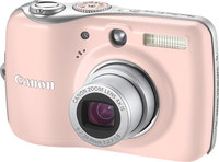 Canon PowerShot E1 růžový
