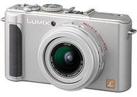 Panasonic Lumix DMC-LX3 stříbrný
