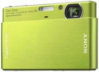 Sony DSC-T77 zelený