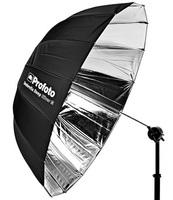 Profoto deštník Deep M 105cm stříbrný