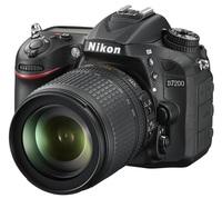 Nikon D7200 + 50 mm f/1,8 AF-S NIKKOR G!