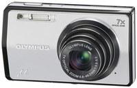 Olympus Mju 7000 stříbrný
