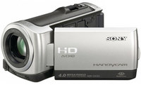 Sony HDR-CX105E stříbrná