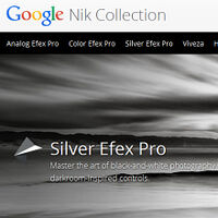 Silver Efex Pro - černobílý kouzelník