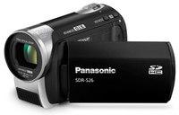 Panasonic SDR-S26 černá + brašna DFV 42 zdarma!