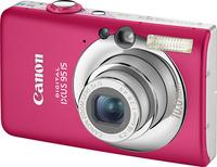 Canon IXUS 95 IS růžový