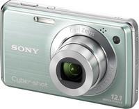 Sony CyberShot DSC-W210 zelený