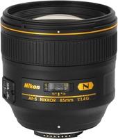 Nikon 85mm f/1,4 AF-S G