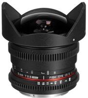 Samyang CINE 8mm T/3,8 VDSLR CSII pro Micro 4/3