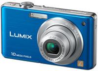 Panasonic Lumix DMC-FS7 modrý