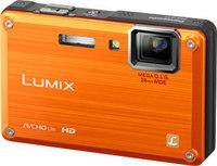 Panasonic Lumix DMC-FT1 oranžový