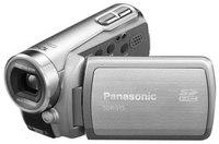 Panasonic SDR-S15 stříbrná + SD 8GB karta zdarma!