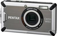 Pentax Optio W80 šedý