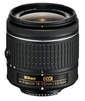 Nikon 18-55mm f/3,5-5,6 G AF-P DX