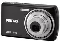 Pentax Optio E80 černý