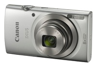 Canon IXUS 175 stříbrný + 16GB karta + pouzdro 60G!