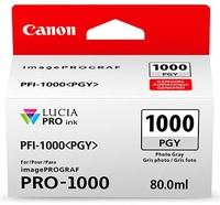 Canon Cartridge PFI-1000 PGY Photo šedá