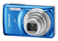 Olympus Mju 7030 modrý