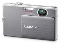 Panasonic Lumix DMC-FP2 stříbrný