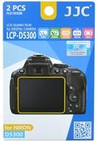 JJC ochranná folie LCD LCP-D5200 pro Nikon D5200