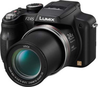 Panasonic Lumix DMC-FZ45 + 8GB karta + brašna Surrounder 80 + filtr UV 52mm!