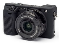 EasyCover silikonové pouzdro pro Sony A6300