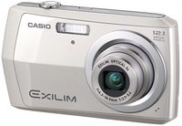 Casio EXILIM Z16 stříbrný