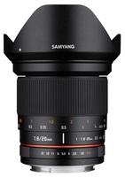 Samyang 20mm f/1,8 ED AS UMC pro Sony E