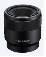 Sony FE 50mm f/2,8 Macro