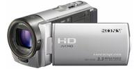 Sony HDR-CX130E stříbrná