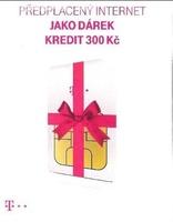 T-mobile datová SIM karta 200 Kč + 100 Kč bonus