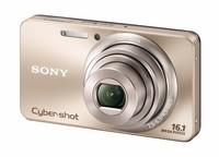 Sony CyberShot DSC-W570 zlatý
