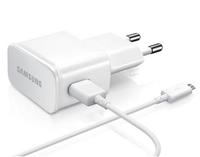 Samsung microUSB cestovní dobíječ bílý