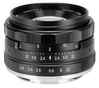 Meike MK 50mm f/2,0 pro Fujifim X