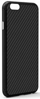 Nillkin Synthetic Fiber ochranný zadní kryt Carbon pro iPhone 7 černý