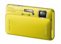 Sony CyberShot DSC-TX10 zelený