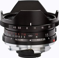 Voigtlander Super Wide Heliar 15mm f/4,5 pro M-bajonet