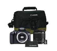 Canon EOS 1300D + 18-55 mm IS + originální brašna + 8GB Ultra karta + čistící utěrka!