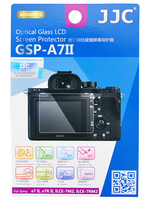 JJC ochranné sklo na displej pro Sony A7(R) II, A7S II, A7(R) III, A9