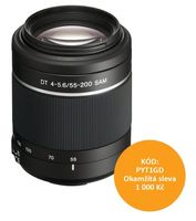 Sony DT 55-200mm f/4-5,6 SAM