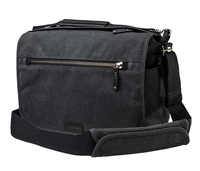 Tenba Cooper 13 DSLR Camera Bag Grey Canvas