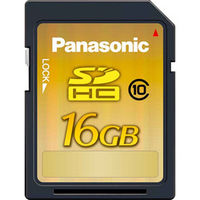 Panasonic SDHC 16GB Class 10 95MB/s