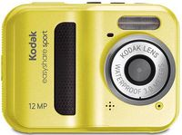 Kodak EasyShare Sport C123 žlutý