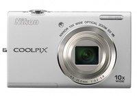 Nikon Coolpix S6200 bílý