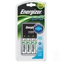 Energizer nabíječka Quattro + 4xAA 2650 mAh