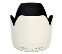 JJC sluneční clona ET-83II bílá (LH-83II)