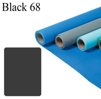 Fomei papírové pozadí 3,55x30m černé
